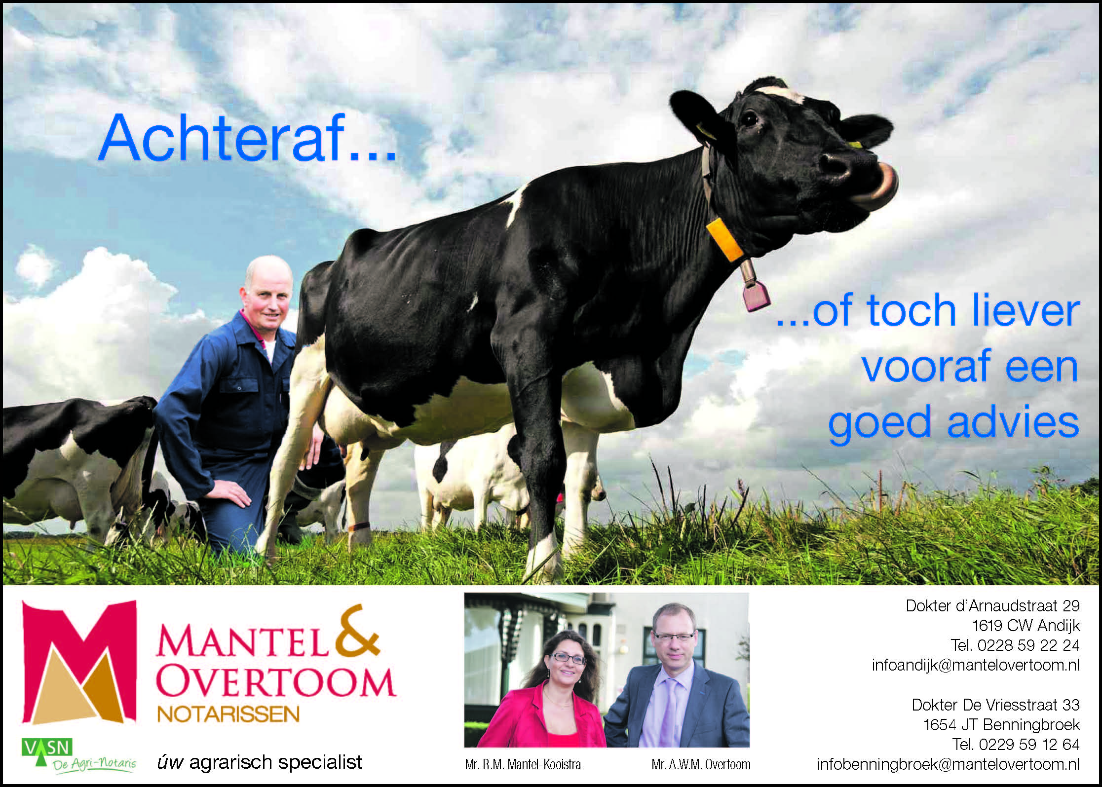 Achteraf… Mantel&Overtoom