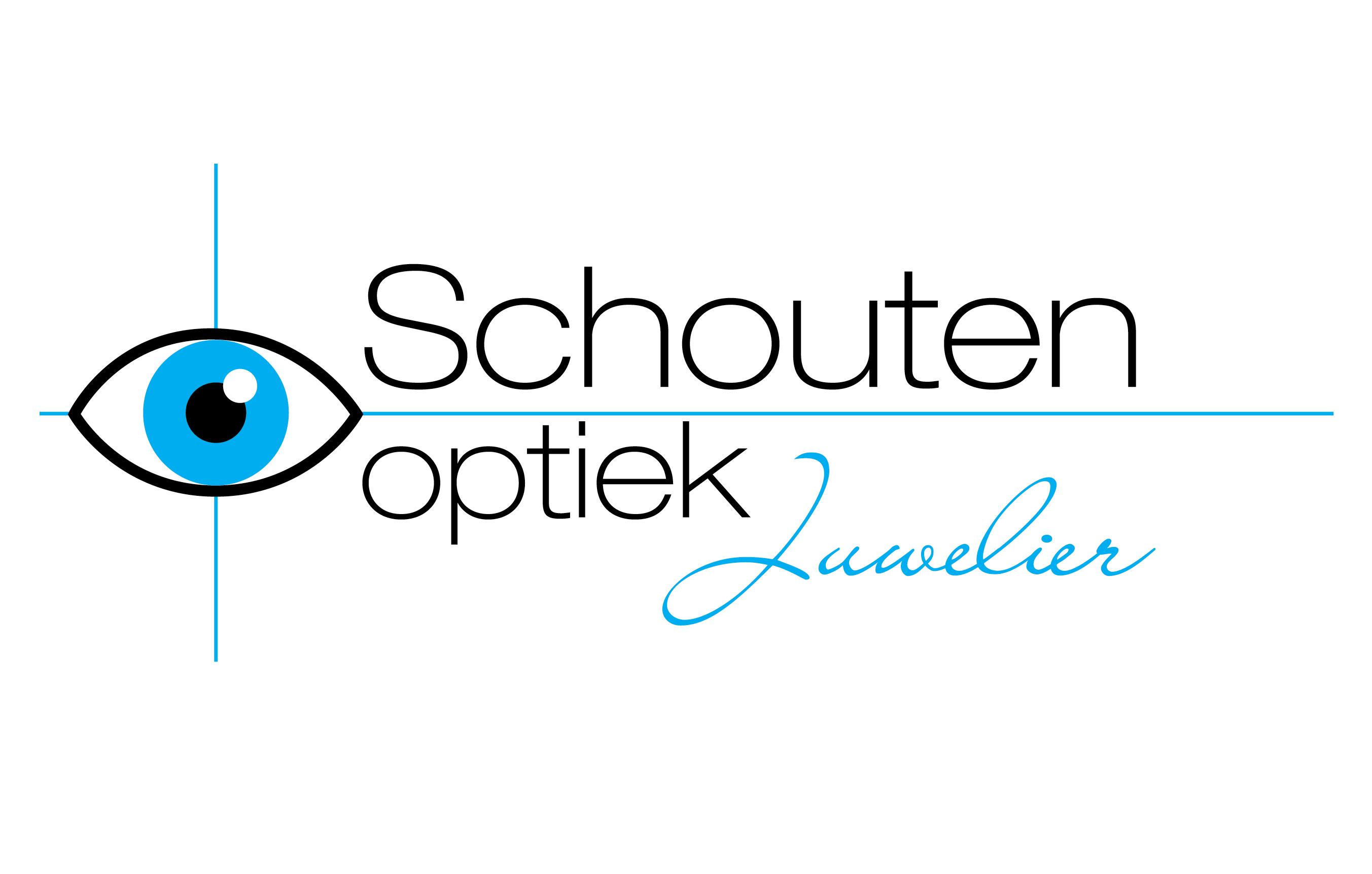Schouten optiek logo