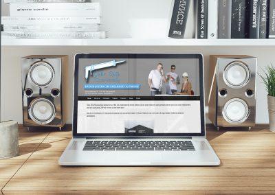 Gebr. Snip Kitverwerking website