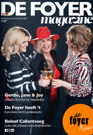 De Foyer magazine